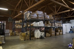 Apparel Star warehouse
