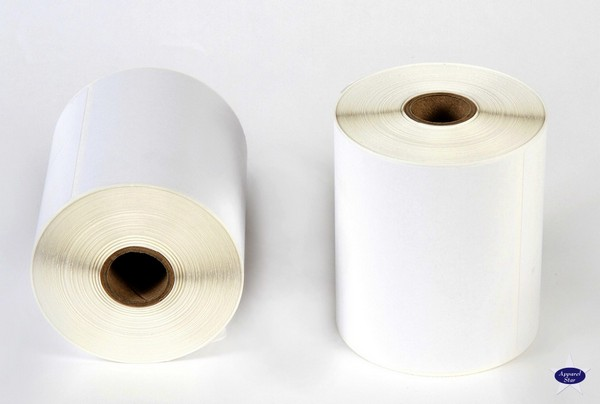 1 inch Roll Direct Thermal Labels